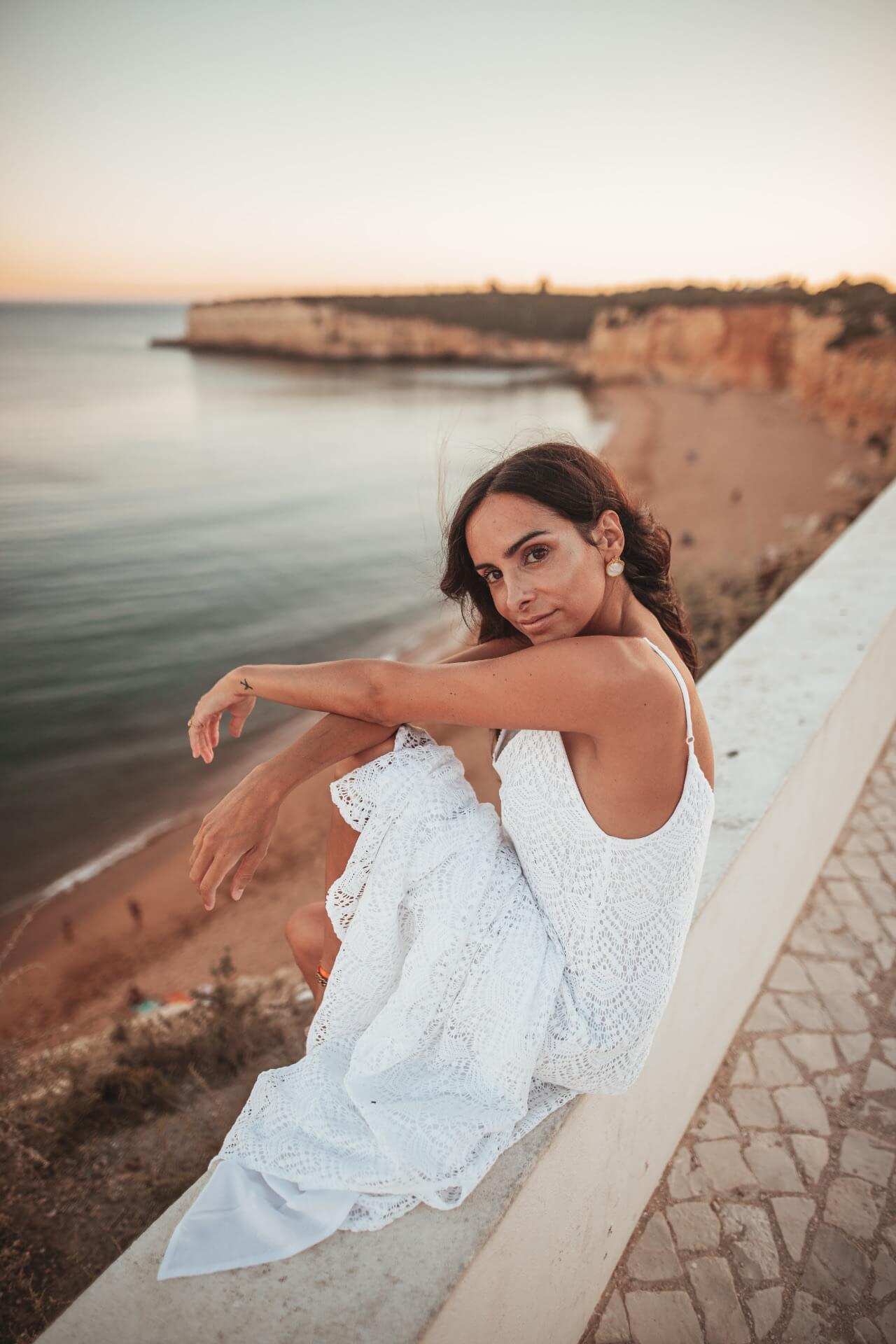 Bárbara Marques apresentou o seu look de Verão Cirelle