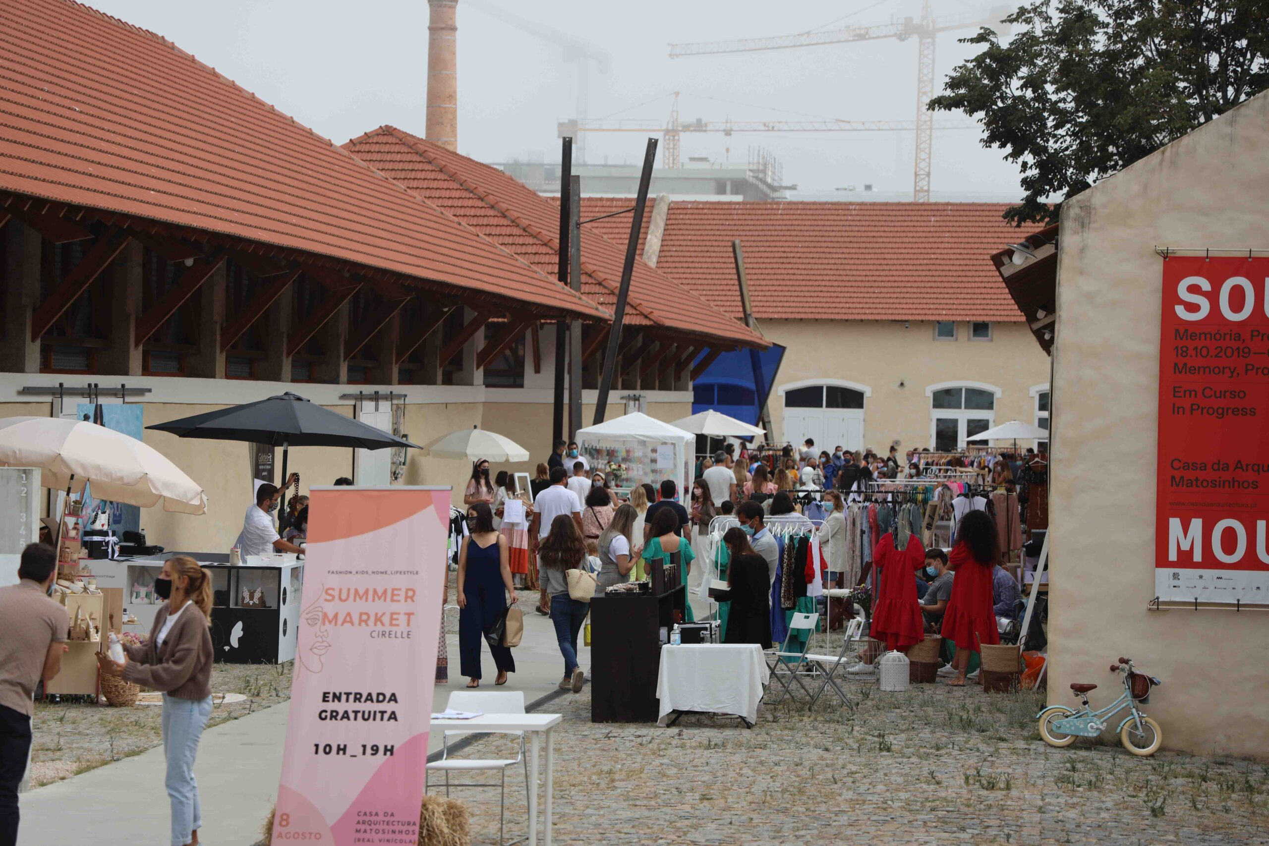 Cirelle Market – Casa da Arquitectura Matosinhos